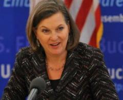 Nuland (SUA): Pregatim procurori romani. Coruptia ramane o problema