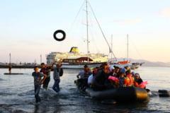 Numar record de imigranti la granitele UE in luna iulie - Frontex