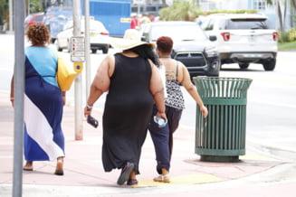 Numar record de obezi in SUA. Si trendul nu pare sa se schimbe