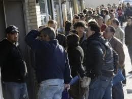 Numar record de someri in zona euro: 18 milioane