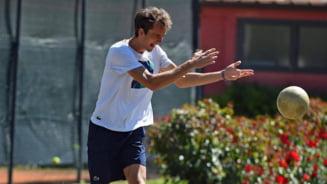 """Numarul 2 ATP a cerut sa fie descalificat de la Roma: """"E prea mult! Scoateti-ma din joc!"""""""