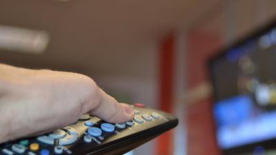 Numarul abonatilor la serviciile de televiziune a crescut cu aproape 3 la suta