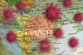 3.400 de noi cazuri de COVID-19 în România, pe 20 ...  |Cazuri Covid 25 Octombrie