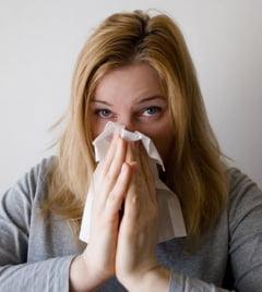 Numarul imbolnavirilor de gripa va fi mai mare anul acesta: Cand se va inregistra varful sezonului