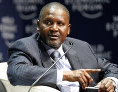 Numarul miliardarilor din Africa s-a triplat - bani din petrol, faina si ciment