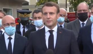 Numarul militarilor care patruleaza pe strazi in Franta, suplimentat de la 3.000 la 7.000 in urma atentatului de la bazilica din Nisa