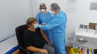 Numarul oltenilor care s-au vaccinat anti COVID-19 a ajuns la peste 25.000