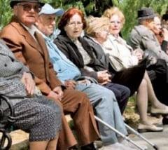 Numarul pensionarilor s-a redus drastic in acest an