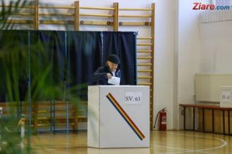 Numarul romanilor care au votat in tara a trecut de 7 milioane