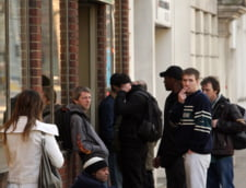 Numarul somerilor din Marea Britanie, la minimul ultimilor 4 ani