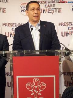 Numele lui Ponta, intr-un dosar de coruptie: Reactia PSD, dupa aparitia stenogramelor