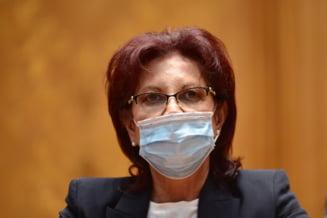Numita in Consiliul Legislativ, judecatorul Mariana Mot se pensioneaza din magistratura. Fostul secretar de stat din timpul lui Toader va cumula pensia si salariul