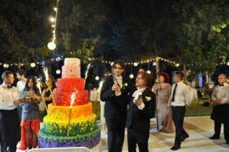 Nunta gay televizata de Pro TV s-a lasat cu doua mii de plangeri la CNA