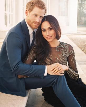 Nunta printului Harry cu Meghan Markle, mana cererasca pentru economia Marii Britanii