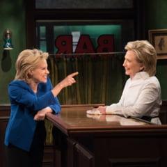 O Hillary Clinton cu simtul umorului: Cum s-a autoironizat intr-o emisiune TV (Video)