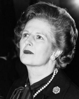 O Margaret Thatcher pentru Romania