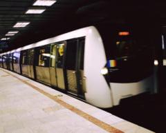 O a treia femeie a fost retinuta la metrou, dupa amenintari cu cutitul