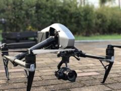O achizitie de 900.000 de euro invaluita in mister: Politia Romana isi ia drone, dar nu spune nici cate, nici pentru ce