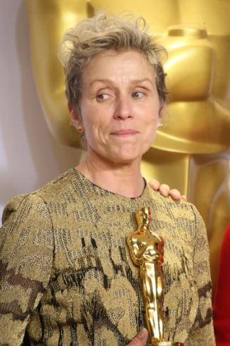 O actrita care a castigat Oscarul a ramas fara statueta la petrecerea de dupa. Hotul a fost prins