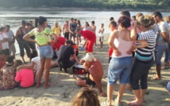 O adolescenta si salvatorul ei au murit inecati in apele Dunarii