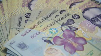 O angajata a unei banci din Bucuresti ar fi luat 4.000 de lei din contul unei cliente