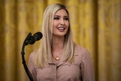 O asistenta personala a fiicei presedintelui Trump a fost infectata cu noul coronavirus