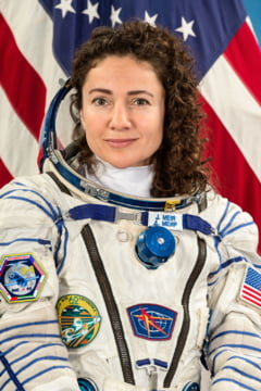 O astronauta de pe ISS, care urmeaza sa se intoarca pe Terra: Suprarealist. Mi-e teama ca o sa ma simt mai izolata decat aici