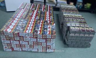 O bătrână de 73 de ani, bănuită de contrabandă cu țigări. Ce au descoperit polițiștii în casa femeii