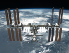 O bacterie periculoasa s-a gasit la bordul Statiei Spatiale Internationale