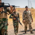 O baza militara cu soldati americani a fost atacata cu rachete
