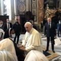 O călugărița din Columbia răpită de jihadiști în Mali, primită de Papa Francisc