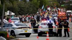O camioneta a intrat in oameni la o parada gay in Statele Unite. O persoana a decedat