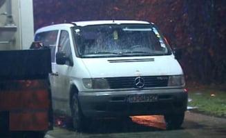 O camioneta cu numar de Gorj a pus pe jar politia belgiana (Video)