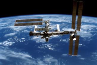 O capsula Soyuz a fost lansata spre ISS