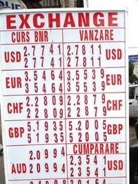 O casa de schimb valutar din Constanta a fost jefuita (Video)
