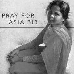 """O crestina condamnata la moarte pentru """"blasfemie"""" a fost achitata de Curtea Suprema din Pakistan"""