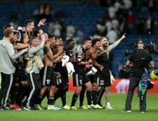 O data-n viata se intampla asa ceva! Cum s-au bucurat patronul si oamenii sai de la Sheriff Tiraspol pe Bernabeu dupa victoria istorica cu Real Madrid VIDEO