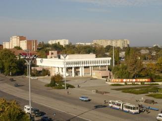 O delegatie de la Tiraspol merge joi la Moscova pentru discutii privind Transnistria
