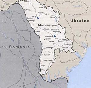 O delegatie de oficiali romani nu a fost lasata sa intre in R.Moldova