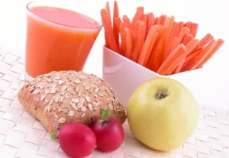 O dieta tinuta doua zile pe saptamana injumatateste riscul de aparitie a cancerului