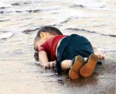 O drama, dar ce drama, simbolul crizei imigrantilor!