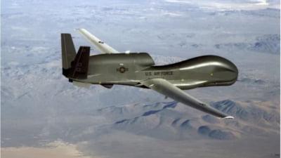 O dronă a Pentagonului a executat o misiune de spionaj la frontierele Rusiei de la Marea Neagră