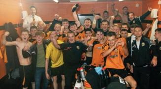 O echipa de fotbal din Scotia a castigat prima partida oficiala dupa 73 de meciuri la rand fara victorie