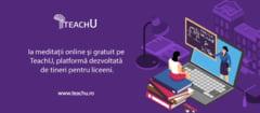 O echipa de tineri a lansat TeachU, prima platforma de meditatii gratuite din Romania