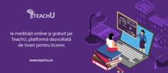 O echipa de tineri lanseaza TeachU, prima platforma de meditatii gratuite din Romania