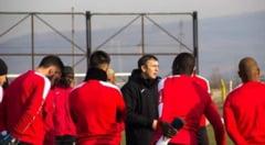O echipa din Liga 1 a anuntat schimbarea antrenorului