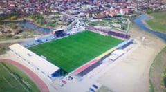 O echipa din Liga 1 are un stadion nou (Video)