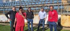 O echipa din Liga 1 si-a dat afara antrenorul si a numit un fost tehnician de la echipa nationala