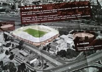 O echipa din Liga a 5-a a Romaniei isi face stadion de 30 de milioane de euro: Va fi de cinci stele