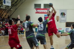 O echipa din Romania, aproape calificata in semifinalele unei competitii europene